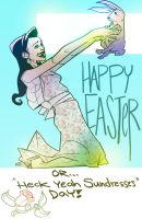 Easter 2k11 by EvanBryce