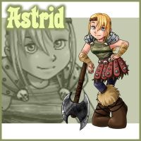 Patch: Astrid by Street-Angel