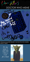 Dr Who Wars Crossover Meme by Art-e86