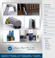 General Leaflet by 11thagency