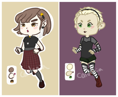 adopts? punk friends [OPEN//HALF OFF] by Cardenia