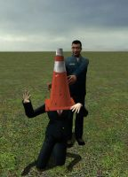 Cone-headed by F1rst-Pers0n