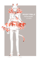 [CLOSED] Adoptable: Monochrome XXXIII by Staccatos