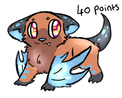 Adopt(40 Points)SOLD by P0CKYY