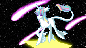 Brighter then a shooting star by Mystic-L1ght
