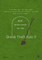GTAVPoster by Preecey