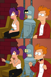 Reaction Guys Futurama Style by FuturamaFreak1