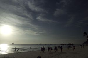 Boracay: late afternoon by ninjapeps