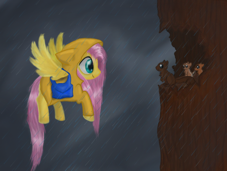 Helping a Friend by Haileyguilford