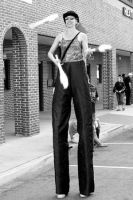 Stilt girl by djPhotos