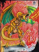 006:Charizard by Prophecy-Inc