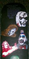 Rob Zombie Board by duplicity6