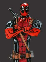 DeadPool by JavierOrlando