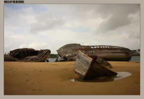 Wreck of the Hesperus by Mean-Mister-Mustard