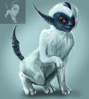 Pokemon - real Absol? by Equifox