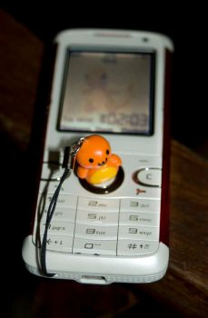 Charmander Phone by Mistica21