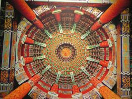The Temple of Heaven by Topaz172