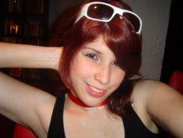 me redhaired by fashionstrawberry