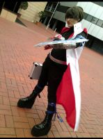 Check out my DUEL DISK by SasukeAVENGED