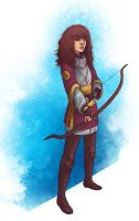 Archer by Magdorf
