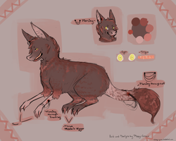 Character Design for sale! [Open!] by PipCookiesAdopts