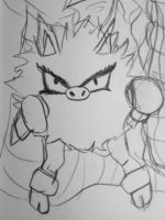 primeape by Comix-Chick