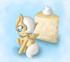 Angel Food - Cafe Pony by SpectralPony
