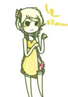 Ramen  Girl adopt!~ by hanecco