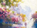 Flowering Trees, Haven Street by litka