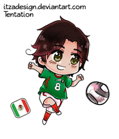 LatinHetalia - Fifa '10 Mexico by ItzaDesign