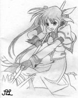 Copying 10 - Lyrical Nanoha by Elegant-Blossom