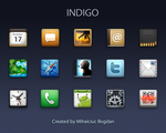 Indigo Icons by bogo-d