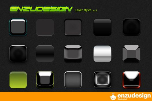 Style Pack 2 enzudesign 2008 by EnzuDes1gn
