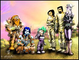 Alliance by Linacat