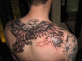 back by UngarTattoo