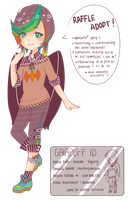 Adopt 4 : RAFFLE (CLOSED) by xenophis