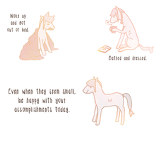 Little accomplishments by tinylaughs