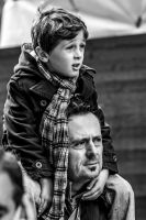 On his fathers shoulders by attomanen