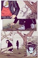 godless: Ghost Page 2 Colored by gzapata
