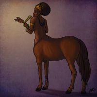 Centaur by MockingbirdFly