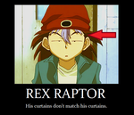 The problem with Rex Raptor... by CDee23