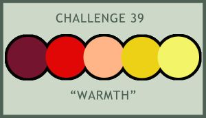 Challenge 39: Warmth by twapa