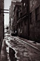 dark alley by boldsoul