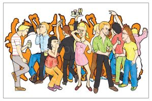 Party People by mister-kovacs