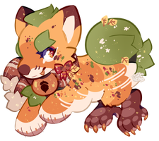 Autumn Leaves by catwitches