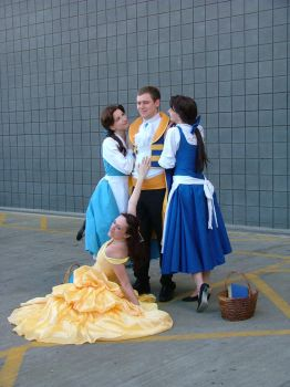 MCM Expo: Beast all the Belle' want by LabyrinthLadyLover