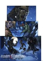 Tim Seeley's Wild Game by Dominic-Marco