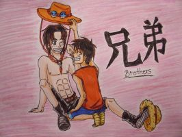 Brotherhood by Koza-Kun