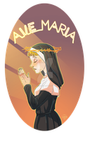 AVEMARIA by MuddleofDoodlez