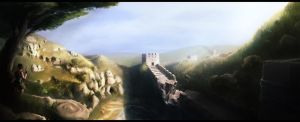 The Great Wall of China by TimeToEscape